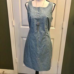 Charter Club floral cotton dress, size 10